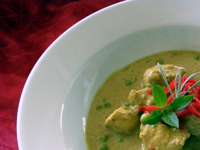 Chicken Curry, Moonglow Cooks